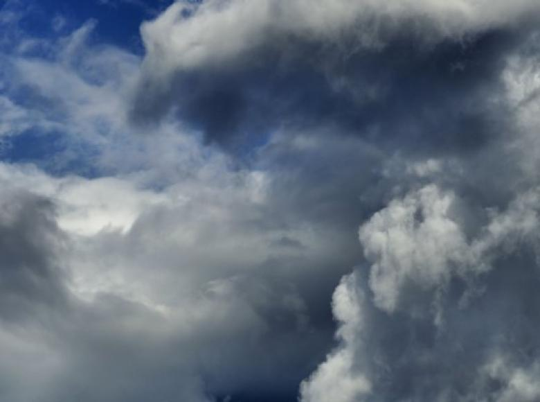 An image of clouds.